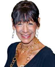 John Knox Village Savvy Senior, Anne Goldberg