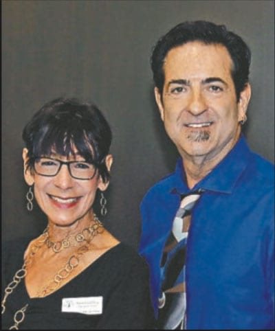 """John Knox Village's """"Savvy Senior"""" Anne Goldberg is teaming up with Dr. Larry Siegel for """"The Art of Village Living"""" sessions."""