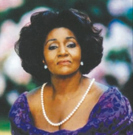 As part of the ArtSage Alliance, legendary opera singer and civil rights activist, Grace Bumbry, will be making a visit to John Knox Village.