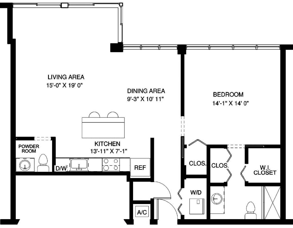 John Knox Village Harbor I layout