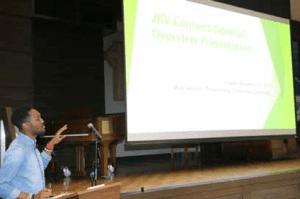 Presentation on JKV Connect