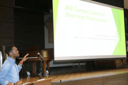 Technology Allows Residents and Staff To JKV Connect