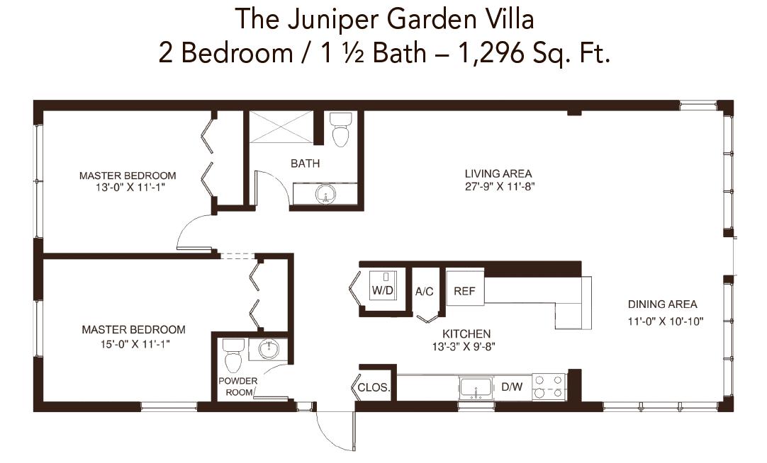 John Knox Village Juniper