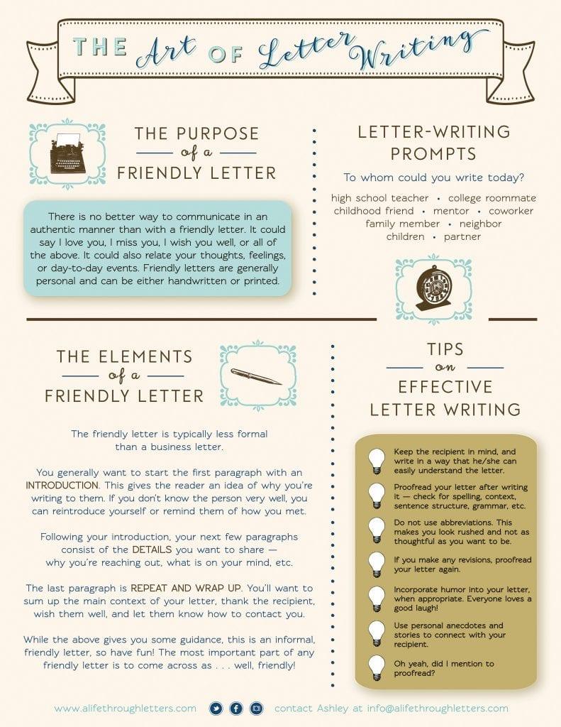 letter writing John Knox Village
