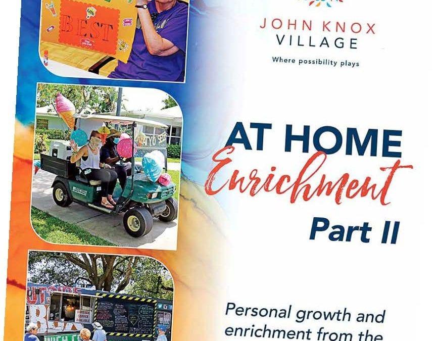 John Knox Village at home enrichment guide part 2