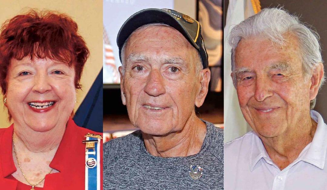 Thanks To JKV Veterans For Their Service